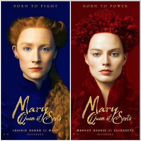 Saoirse Ronan y Margot Robbie, espectaculares convertidas en María Estuardo e Isabel I en su nueva película (y ya tenemos tráiler)