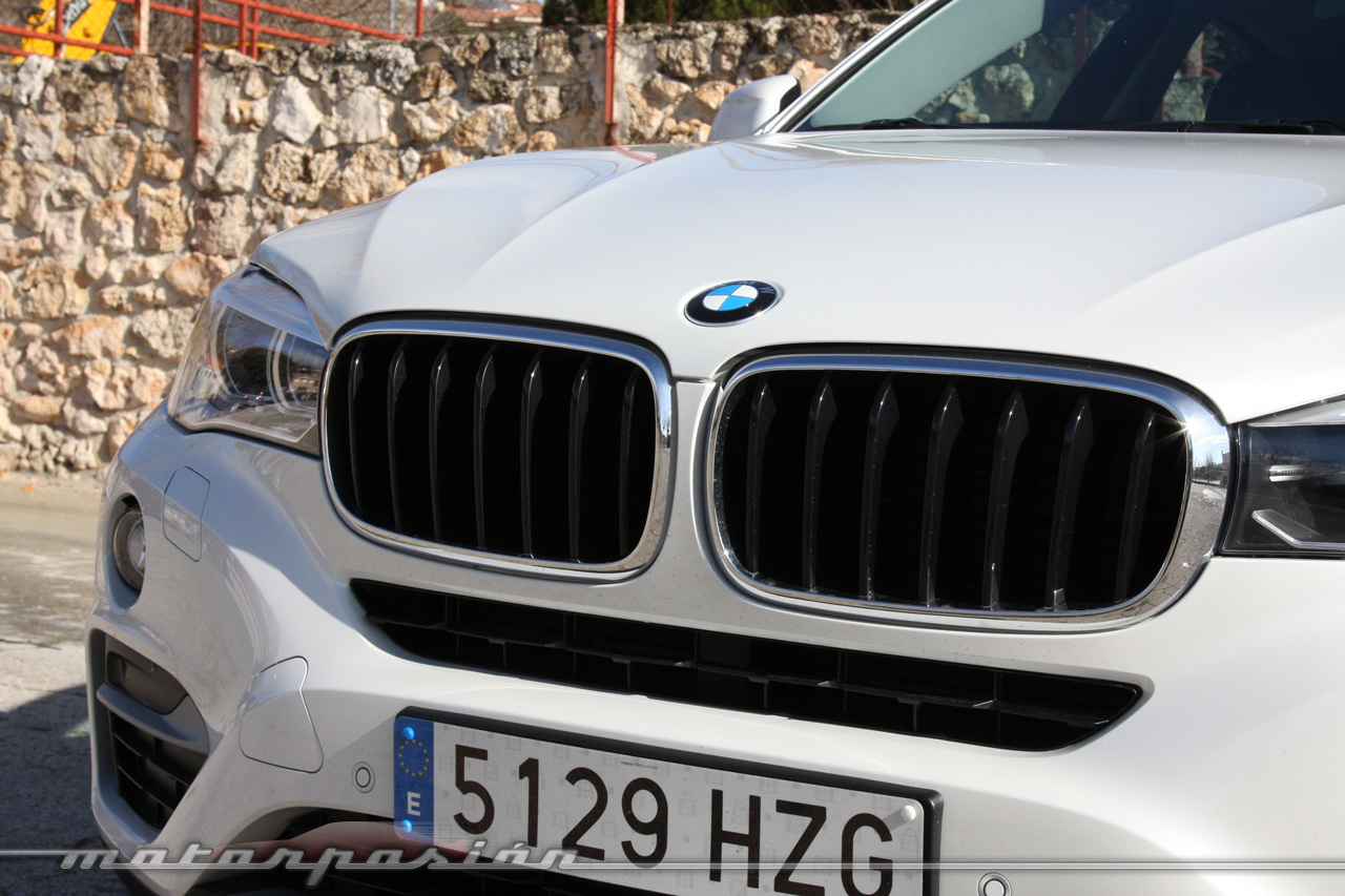 Foto de BMW X6 2014 (toma de contacto) (8/14)