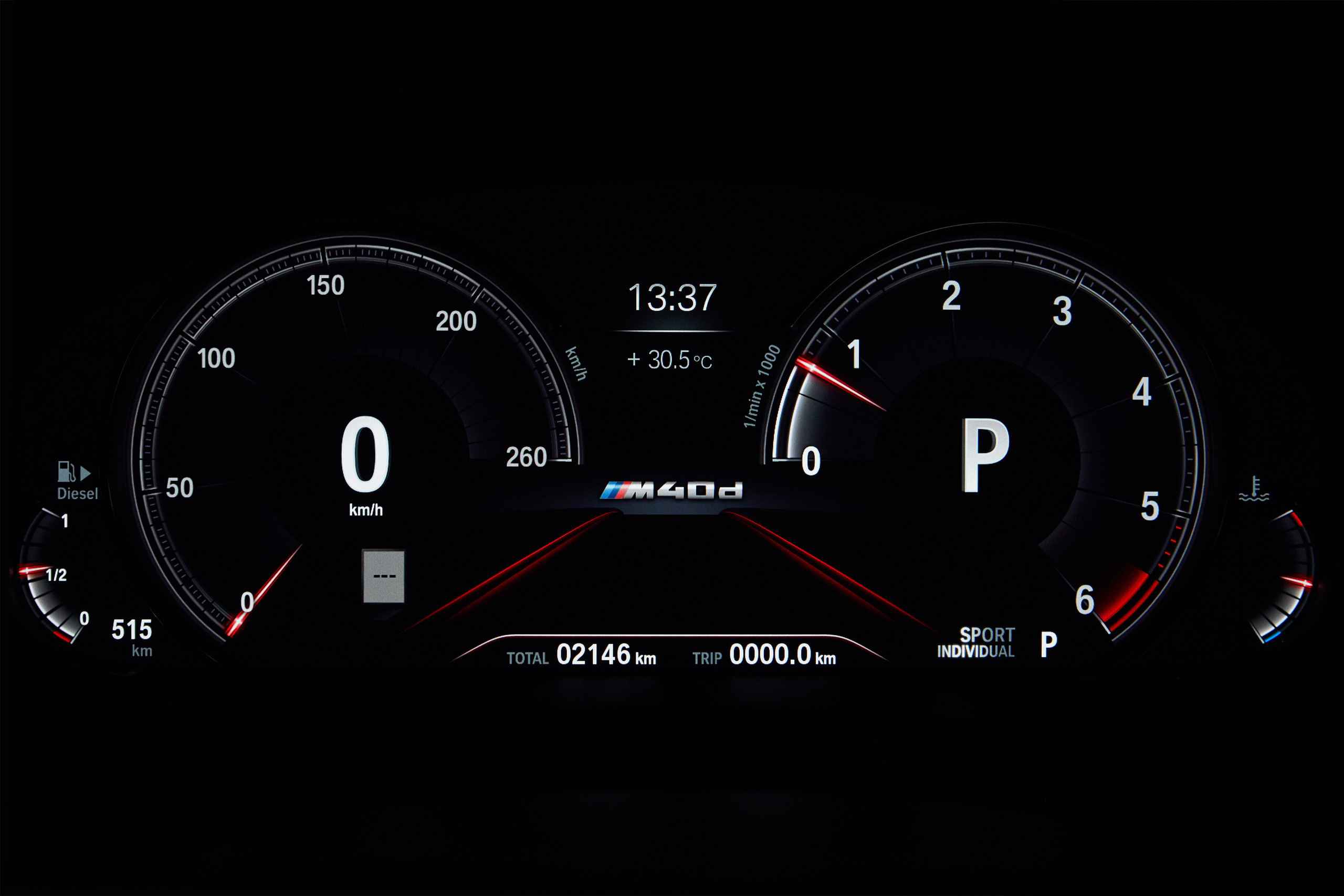 Foto de BMW X4 M40d 2019 (21/22)