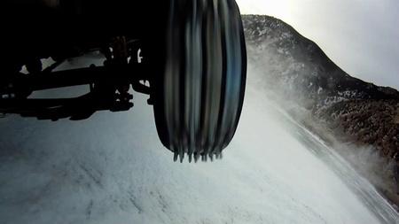 Bah... ¿Neumáticos de invierno? ¿Para qué?