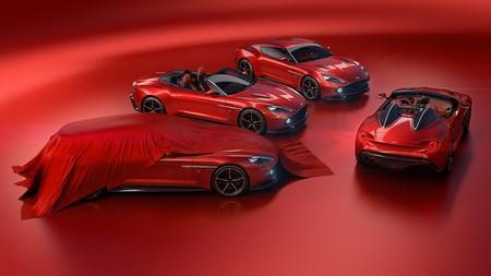 Aston Martin prepara dos nuevas versiones del Vanquish Zagato: Speedster y Shooting Brake