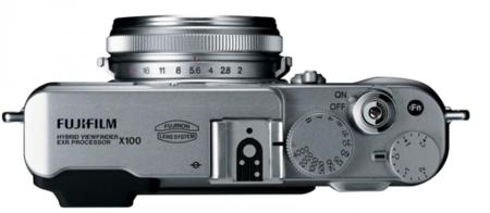 Fujifilm X100 controles