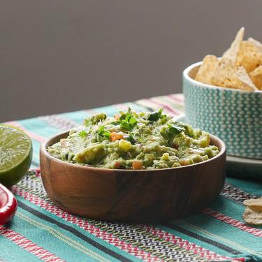 Las claves del guacamole perfecto (y receta con vídeo incluido)