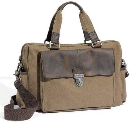 Un maletín de Fossil para hacer el otoño llevadero