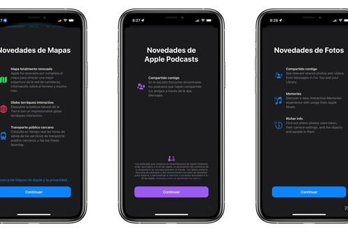 Estas son las novedades de la 5a beta de iOS 15: cambios en iconos, mejoras en Safari, información de TestFlight y más