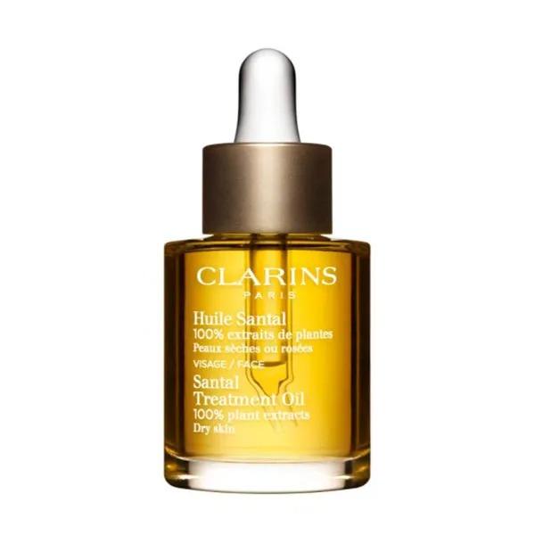 Santal Face Treatment Oil de Clarins