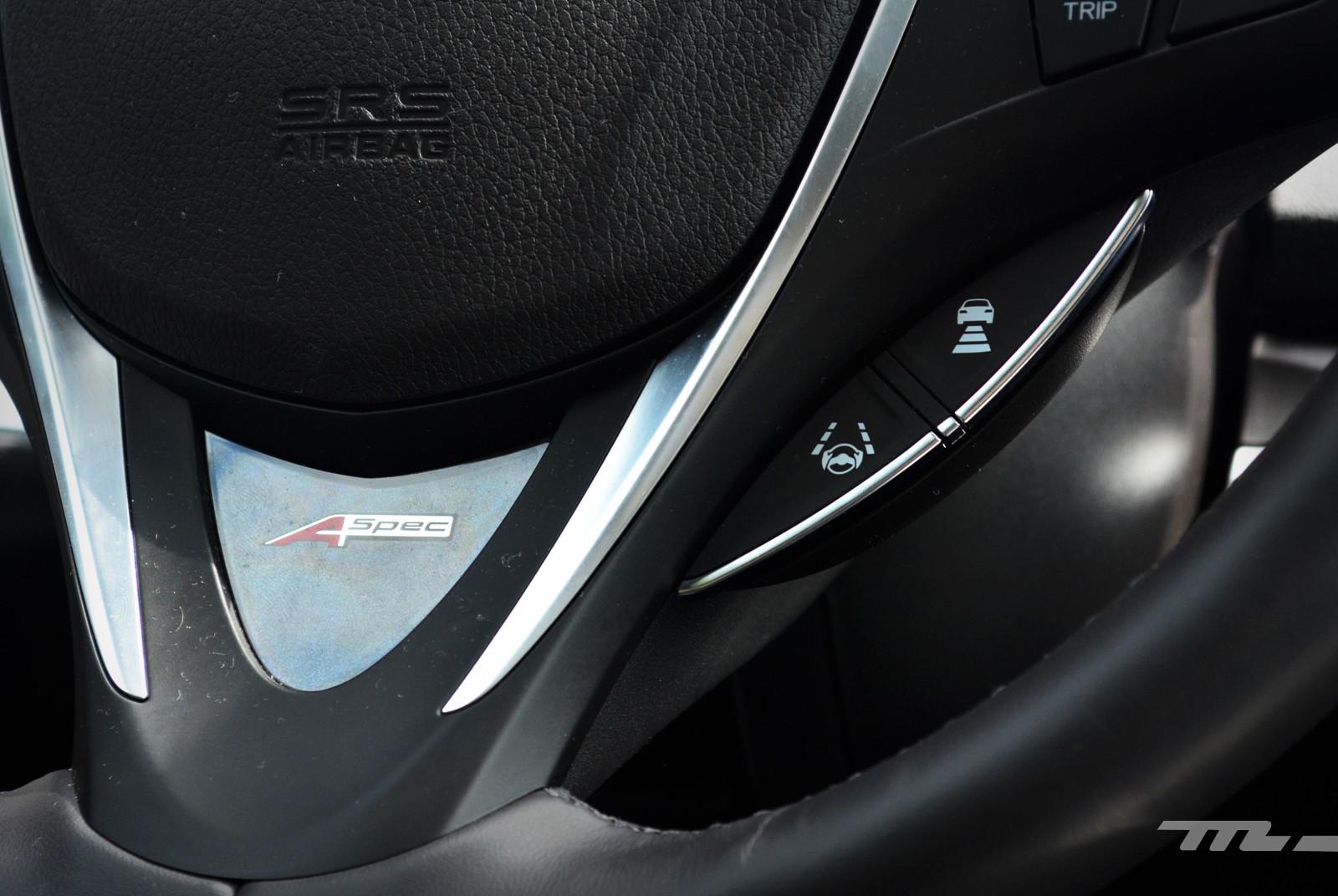 Foto de Acura TLX A-Spec (Prueba) (10/19)