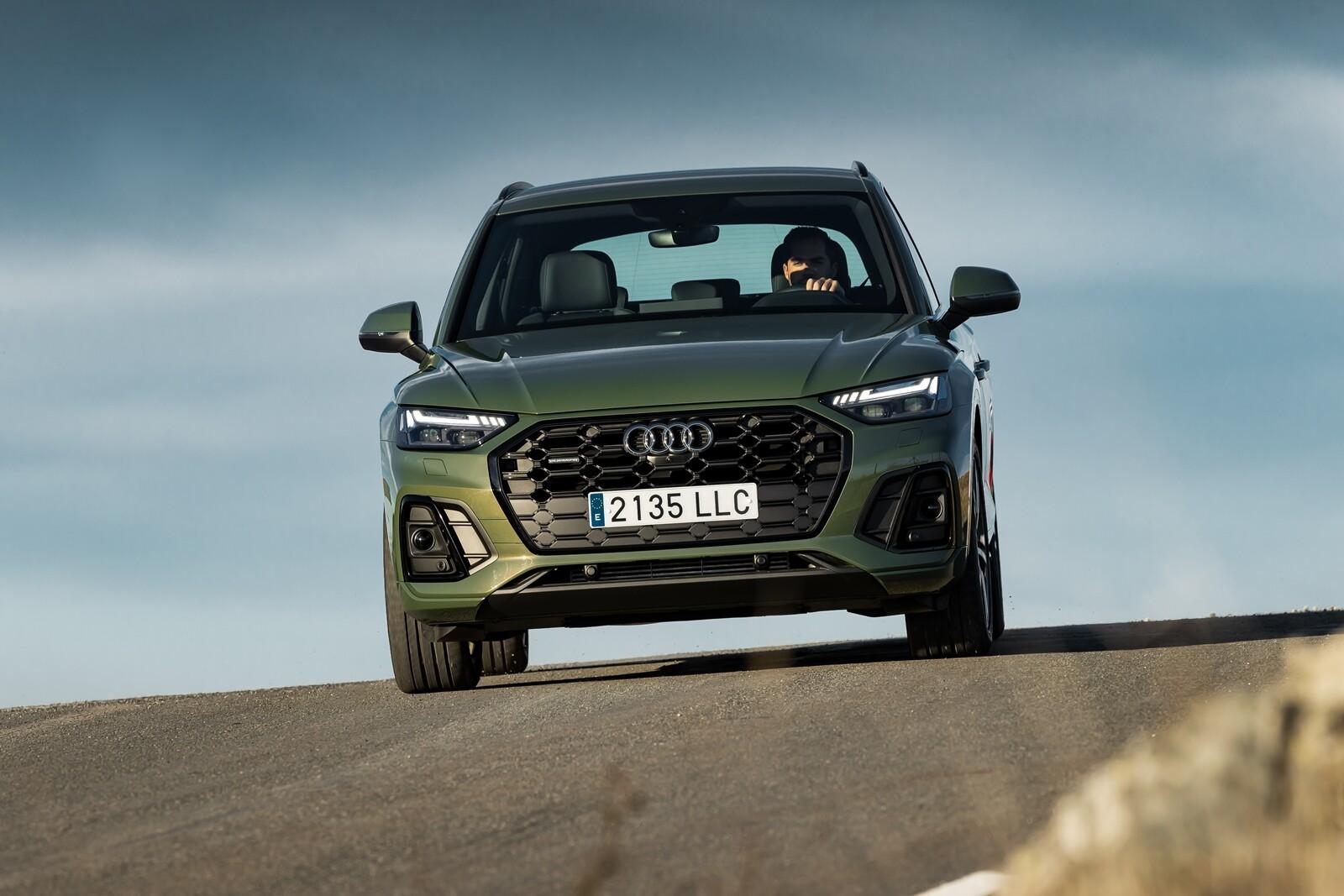 Foto de Audi Q5 2020, prueba (35/52)