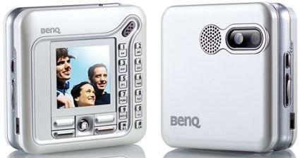BenQ Z2, estilo y música en el móvil