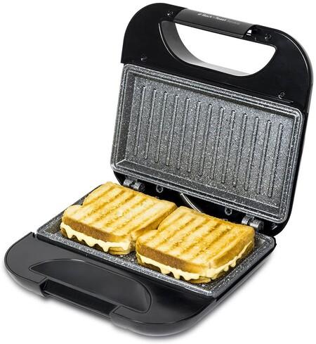 Sandwichera con Revestimiento Antiadherente