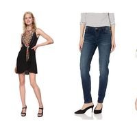 Ofertas en ropa y calzado Desigual disponibles en Amazon por 30 euros o menos