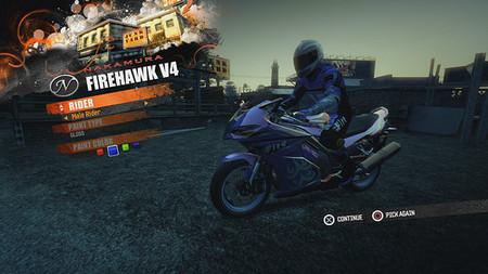 'Burnout Paradise': más detalles sobre las motos