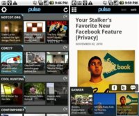 Pulse News, un lector de noticias diferente