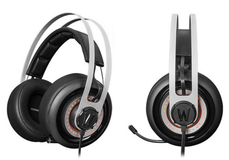 SteelSeries para Worlds of Draenor, sus nuevos auriculares