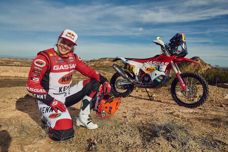 Laia Sanz Gasgas Dakar 2021 3
