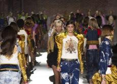 Dsquared2 y su legión de modelos (perfectas) convierten el fin de la Semana de la Moda de Milán en una gran fiesta