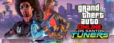 GTA Online: todos los bonus y descuentos del lanzamiento de Los Santos Tuners