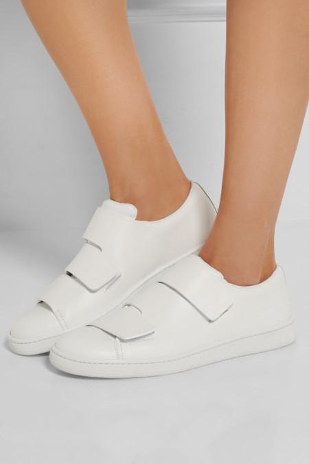 Clonados y pillados: Acne Studios y sus zapatillas de velcro. Ahora en H&M