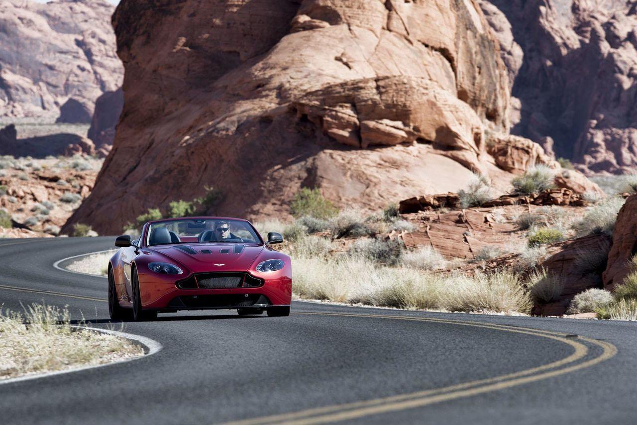 Foto de Aston Martin V12 Vantage S Roadster (5/14)