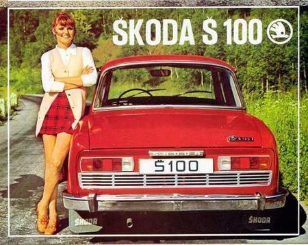Skoda S 100