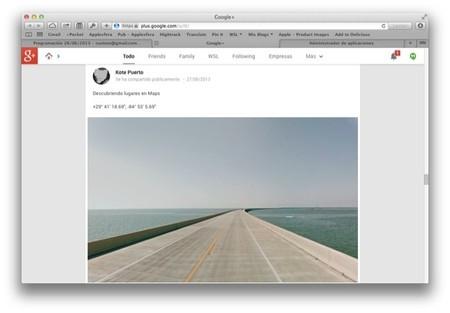 Google+ sigue introduciendo mejoras de cara a los fotógrafos que usen su red social