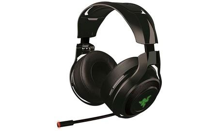 Razer Man'Owar: auriculares gaming inalámbricos para PC y PS4 por 119,90 euros, sólo hoy, en Amazon