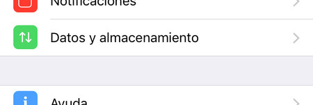 Whatsapp Iphone Datos Almacenamiento