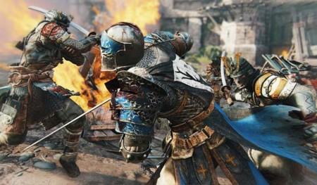 Ubisoft nos muestra como preparó el anuncio de For Honor