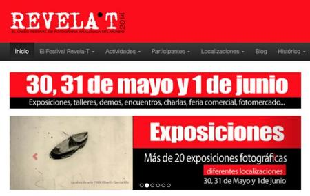 Hoy finaliza Revela-T, un festival dedicado en cuerpo y alma a la fotografía química