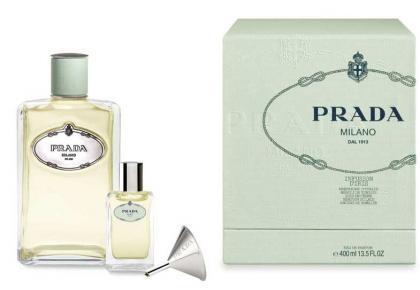 Prada Infusion d'Iris, el perfume más lujoso