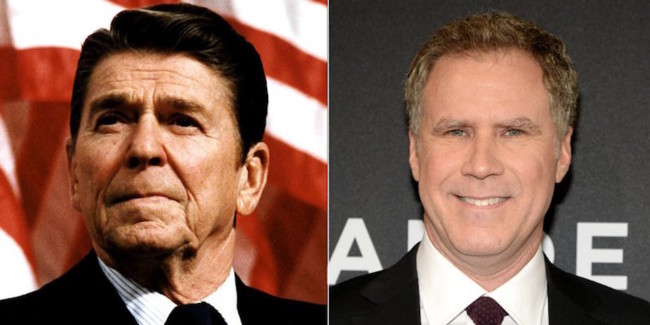 Ronald Reagan Will Ferrell