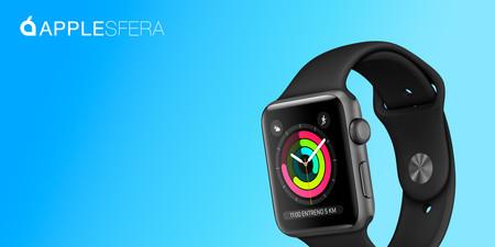 El Apple Watch Series 3 GPS de 42 mm repite precio mínimo histórico en Amazon: 229 euros