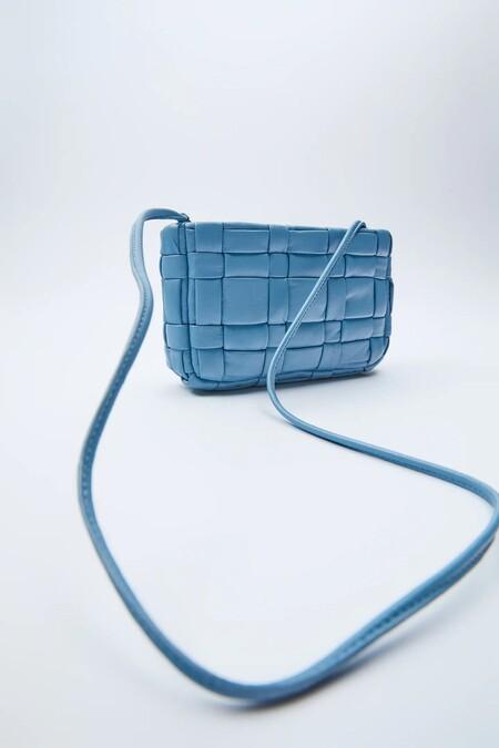 Bolso Votegga Veneta Acolchado Clon Zara