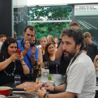 Diego Guerrero, un chef incansable e incombustible
