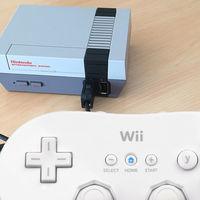 Si tienes un mando clásico de Wii puedes resetear la Mini NES sin levantarte