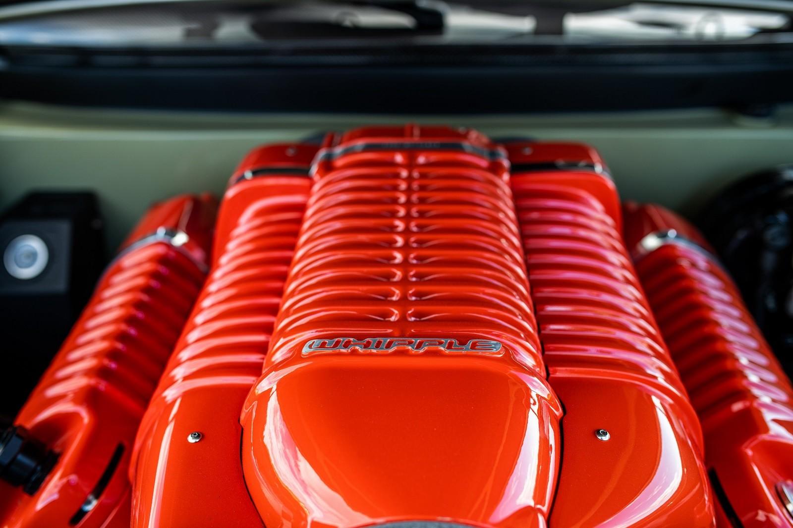 "Foto de Chevrolet Camaro ""Valkyrja""por Ringbrothers (18/27)"