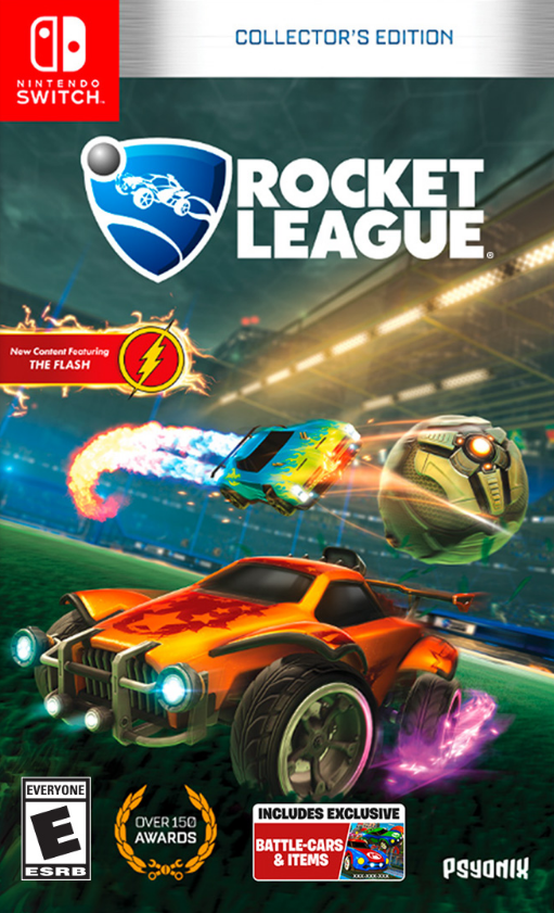 Rocket League Switch 02