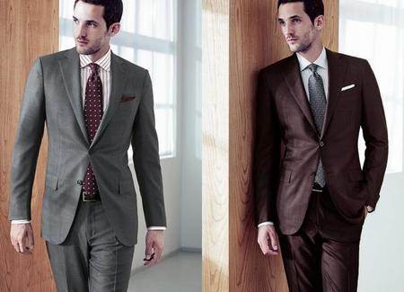 Ermenegildo Zegna Su Misura Custom Suits Trendencias Hombre 1