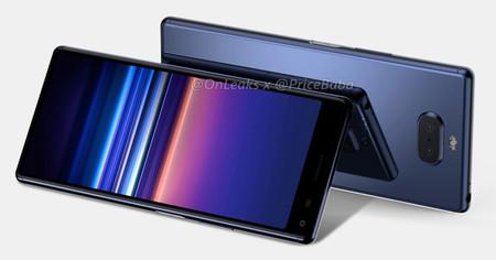 Se filtran las primeras características del Sony Xperia 20: Snapdragon 710 y doble cámara de 12 MP entre ellas