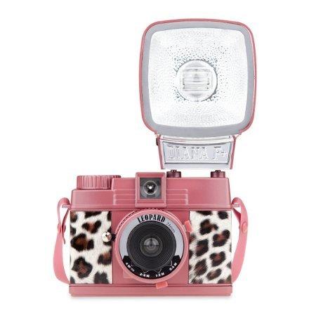 Diana Mini Leopard, para las fotógrafas más femeninas