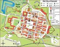 La ciudad polaca con forma de cuerpo humano