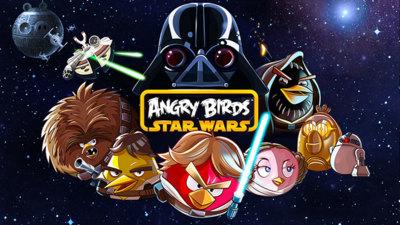 Angry Birds Star Wars, que la fuerza de la gravedad te acompañe