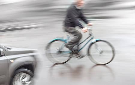 más seguridad en una carretera de uso mixto