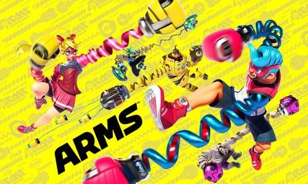 ARMS anuncia la Global Testpunch: dos oportunidades para jugar antes de su lanzamiento