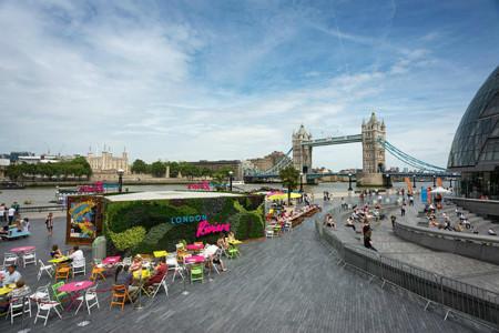 London Airelibre More