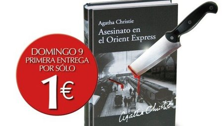 Agatha Christie con El Mundo, ¿te falta algún libro suyo?