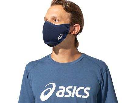 Asics Presume De Crear La Mascarilla Perfecta Para Los Runners Que Garantiza Una Mejor Respiracion