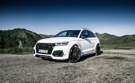 ABT considera que el Audi SQ5 no es suficientemente 'bruto' y le saca 425 CV y 550 Nm