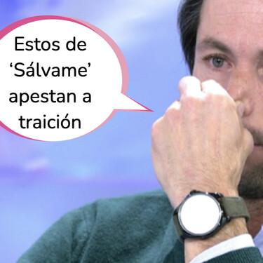 Canales Rivera, destrozado tras su ruptura: se plantea abandonar 'Sálvame' y estalla contra Isabel Pantoja