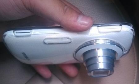 Samsung Galaxy K se deja ver en imágenes con su zoom óptico de diez aumentos